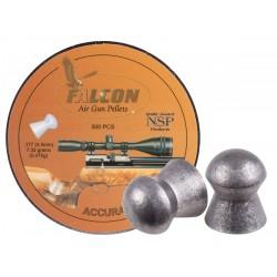 Air Arms Falcon .177 Cal (4.52mm), 7.33 gr - 500ct