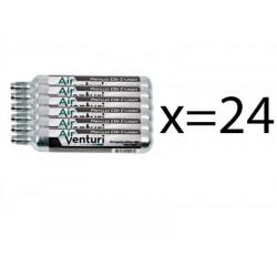 Air Venturi 90 gram CO2 Cylinders, 24 Pack (*)