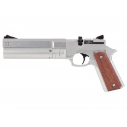 Ataman AP16 Pellet Pistol, Silver
