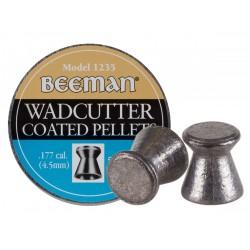 Beeman Wadcutter Coated .177 Cal, 7.7 gr - 500 ct
