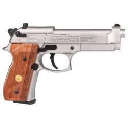 Beretta 92FS Pellet Pistol, Nickel