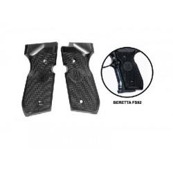 Beretta 92FS Grips, Black