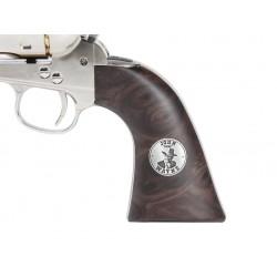 John Wayne Colt Peacemaker BB Revolver, Nickel