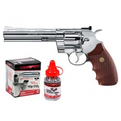 Colt Python BB Revolver Kit