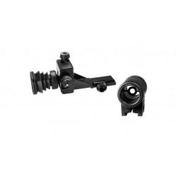 Crosman Precision Sight Set, Rear Diopter & Front Globe
