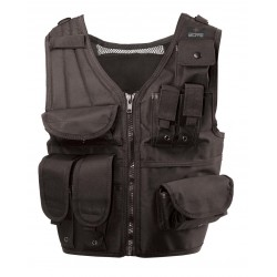 Crosman Elite Tactical Vest, Black