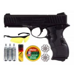 Daisy 408 BB & Pellet Pistol Kit