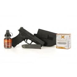 Glock 17 Gen. 4 BB Pistol Essentials Combo