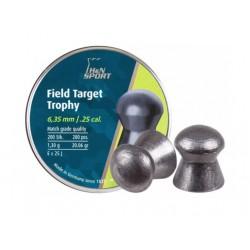 H&N Field Target Trophy .25 Cal, 20.06 gr - 200 ct