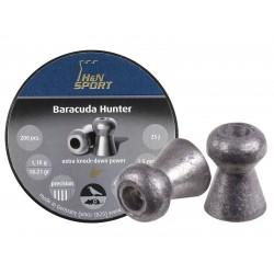 H&N Baracuda Hunter .22 Cal, 18.21 gr - 200 ct