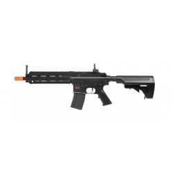 H&K 416 AEG Airsoft Rifle, Black
