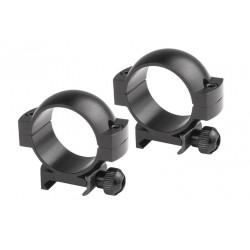 Tech Force Low 30mm Rings, Weaver