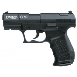 Walther CP99B Pellet Pistol, Black